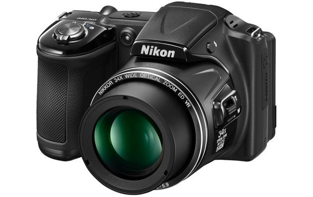 Nikon Coolpix L830 Fototvhu