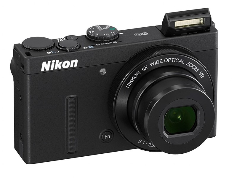 Nikon Coolpix P340 Front Fototvhu