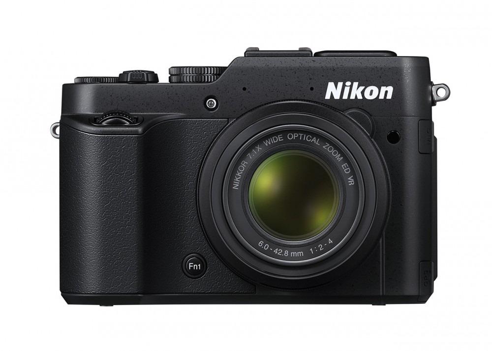 Nikon Coolpix P7800 Front On Fototvhu