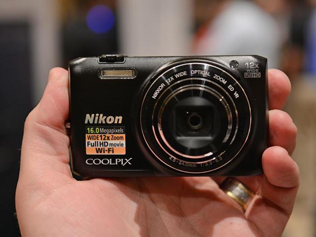 Nikon Coolpix S6800 Front Fototvhu