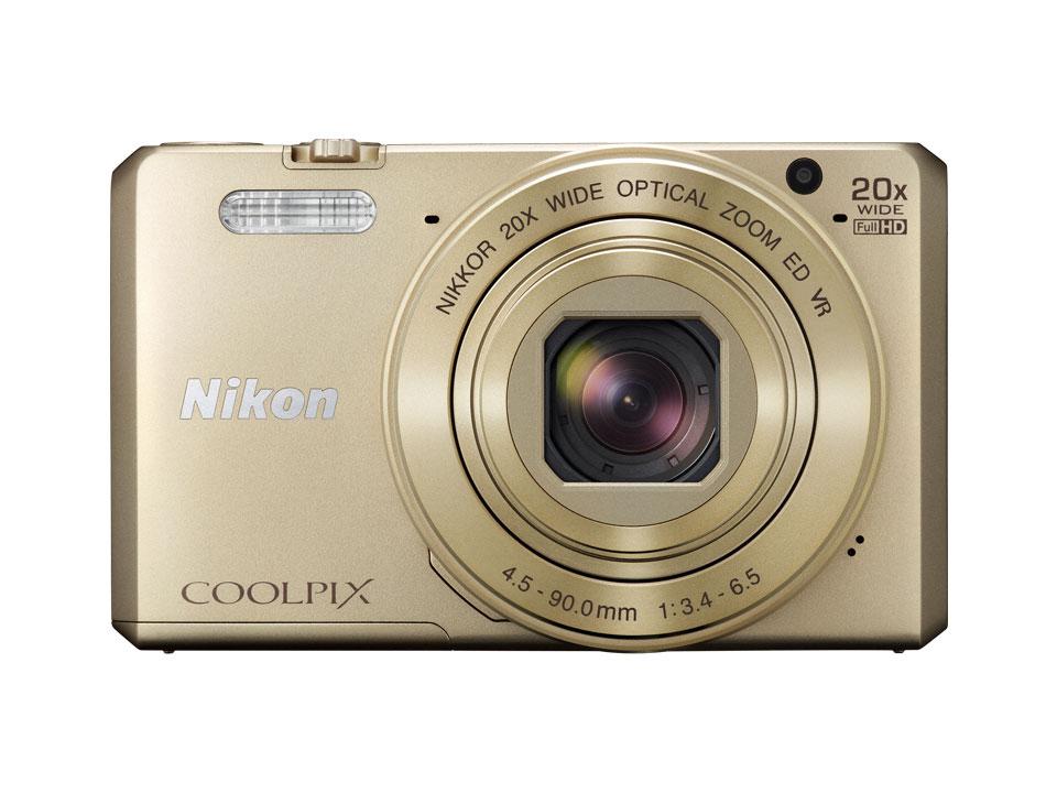 Nikon Coolpix S7000 Fototvhu