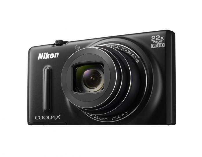 Nikon Coolpix S9600 Fototvhu