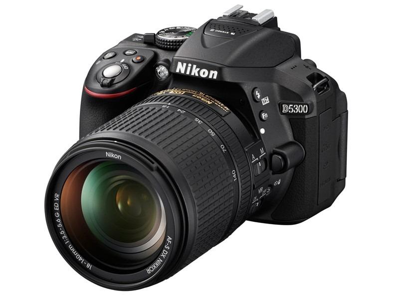 Nikon D5300 Fototvhu