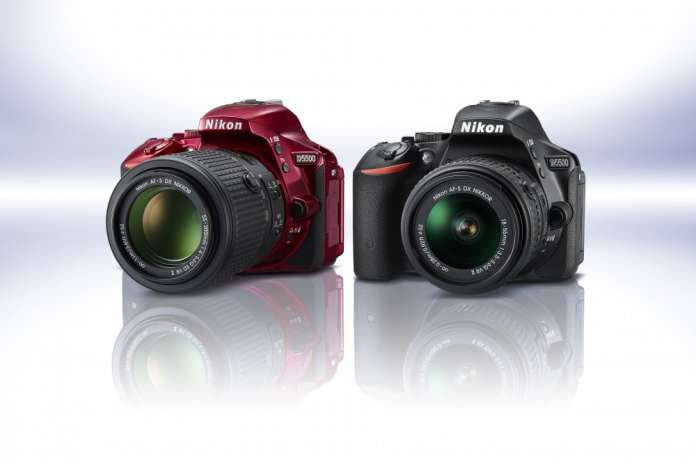 Nikon D5500 Ambience Fototvhu