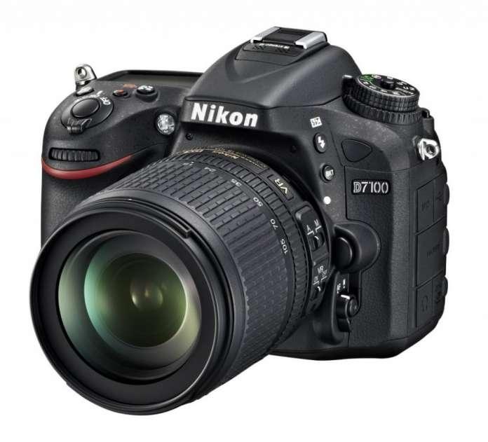 Nikon D7100 Front Fototvhu
