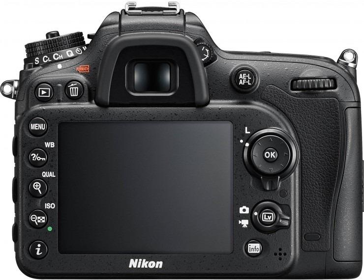 Nikon D7200 Back Fototvhu