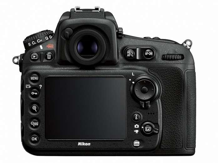Nikon D810a Backt Fototvhu