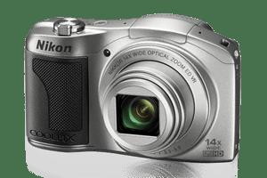 Nikon L610 Silver Slant Small