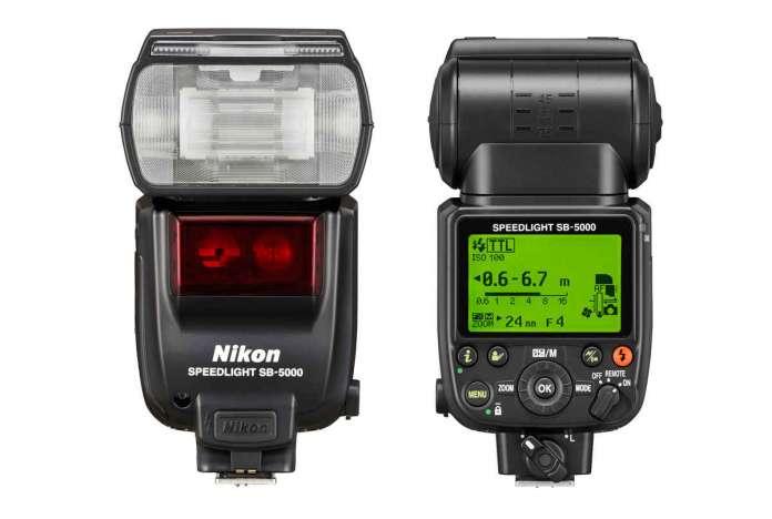 Nikon Sb 5000 Fototvhu