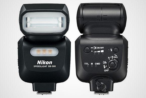 Nikon Sb 500 Fototvhu