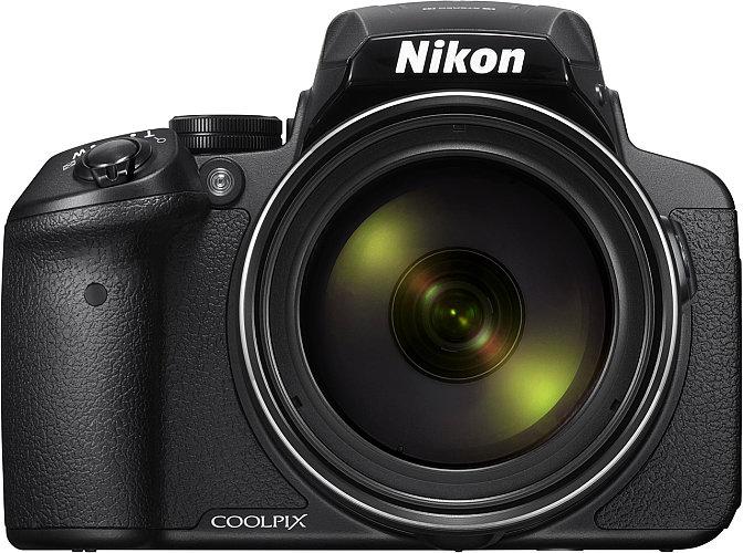 Nikoncoolpix P900 Front Fototvhu