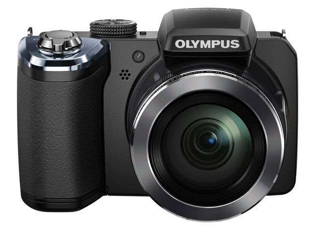 Olympus Sp 820uz Front