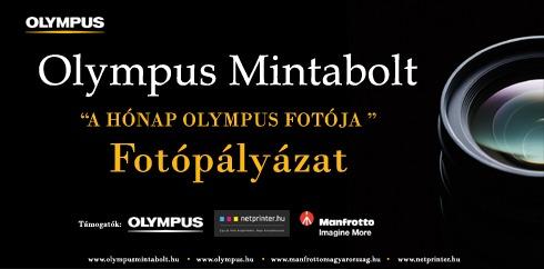 Olympus Fotopalyazat Fototvhu