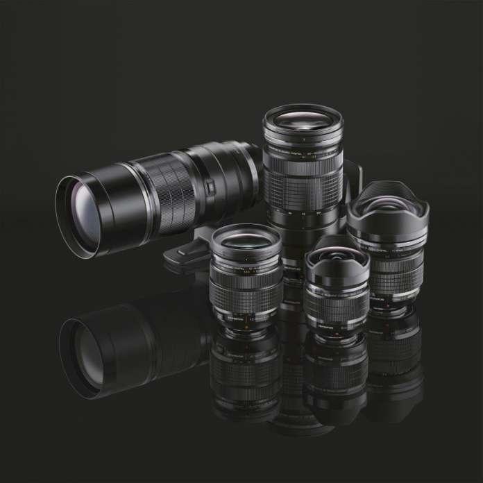 Olympus Mzd Five Pro Lenses Fototvhu