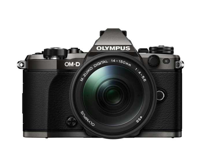 Olympus Omd E M5 Markii Black Fotovhu