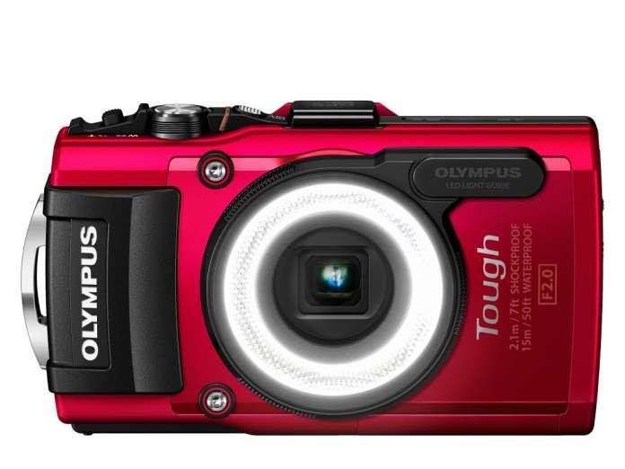 Olympus Tg4 Red Fototvhu