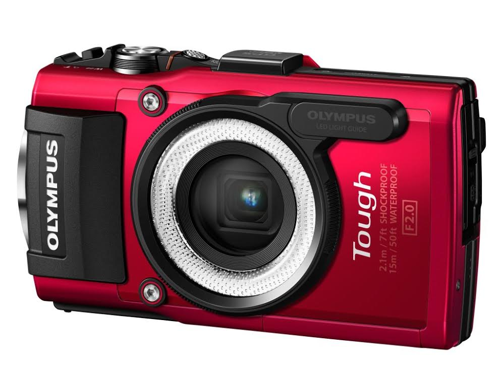 Olympus Touch Tg3 Red Fototvhu