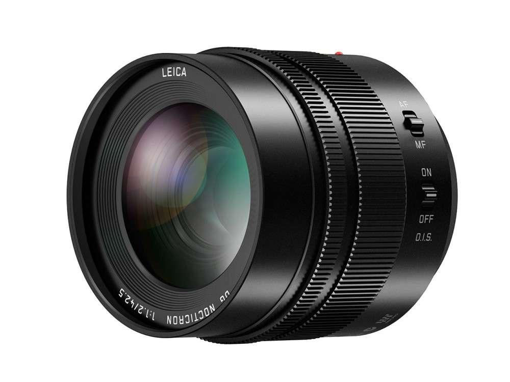 Panasonic Leica Nocticron Fototvhu