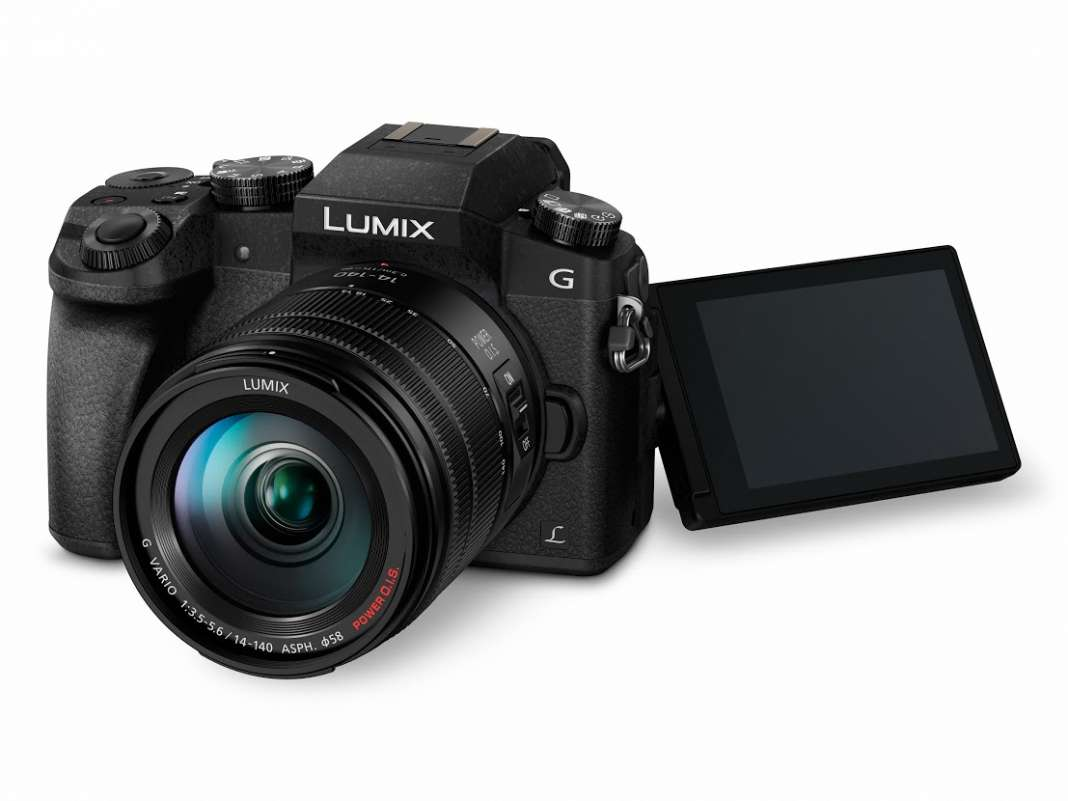 Panasonic Lumix Dmc G7 Lcd Fototvhu