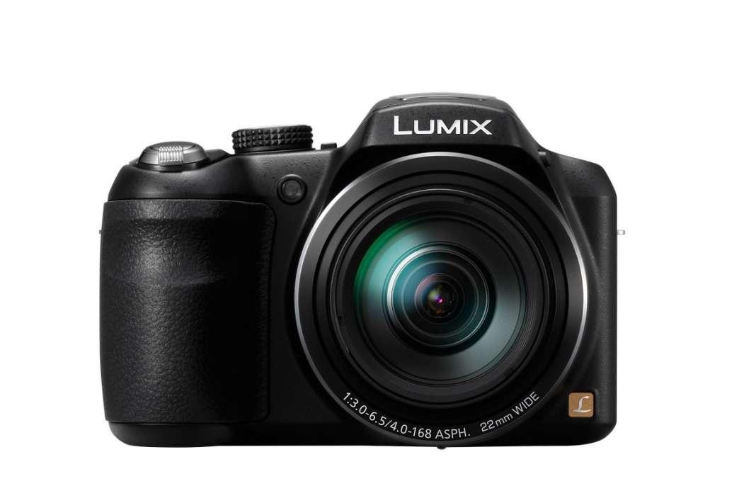 Panasonic Lumix Lz40 Front Fototvhu