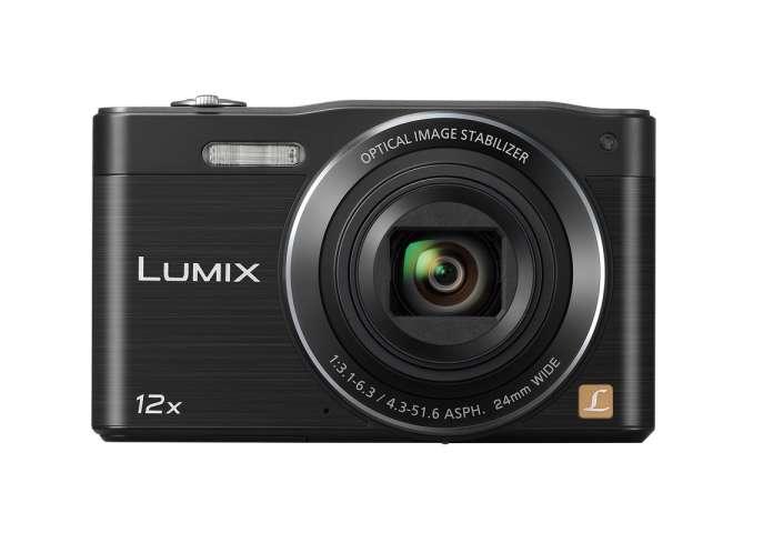 Panasonic Lumix Sz8 Front Fototvhu