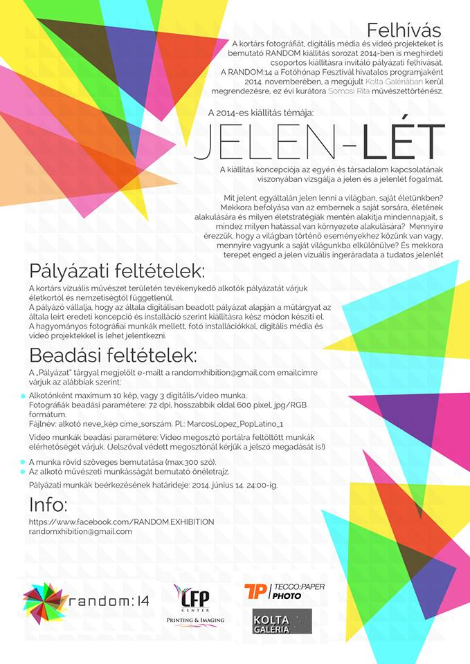 Random Jelen Let Fototvhu