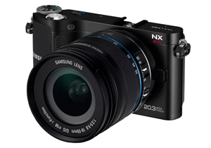 Samsung Nx Camera 2 Small