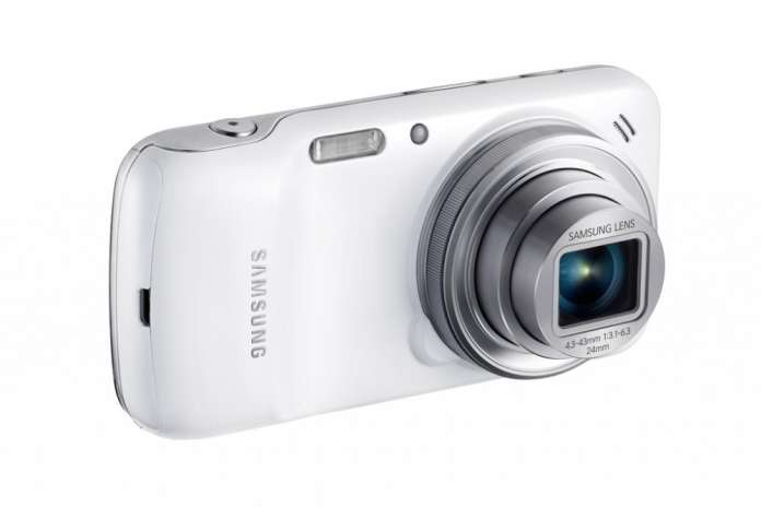 Samsung Galaxy S4 Zoom 8