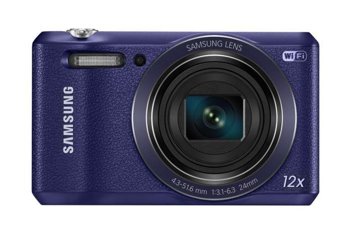 Samsung Wb35f Front Purple Fototvhu