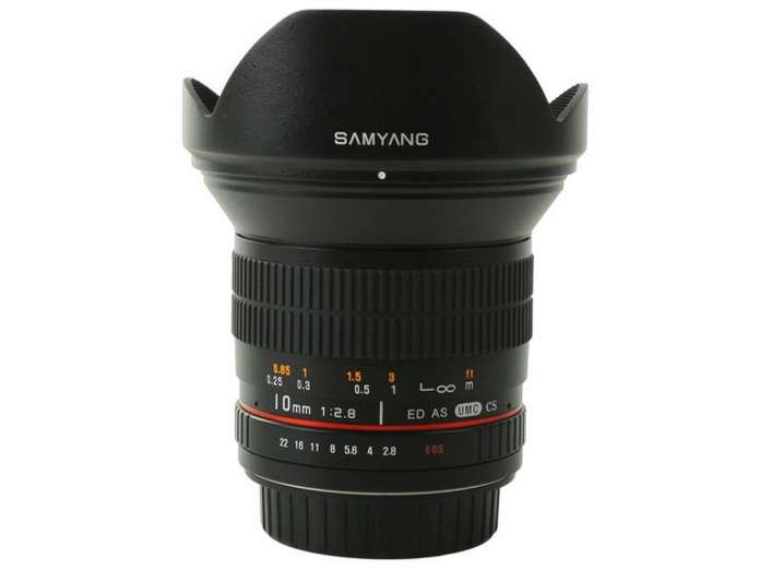 Samyang 10mm Ed Ncs Fototvhu