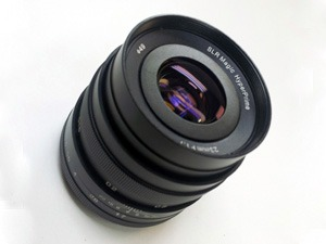 Slr23mm F17 Small