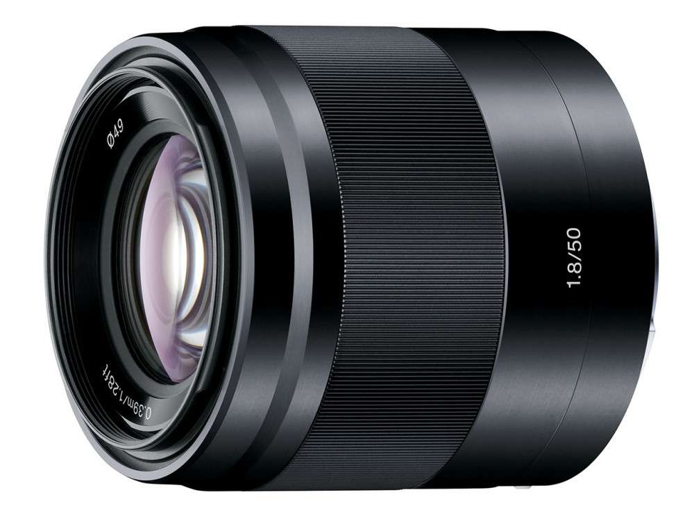 E 50mm F1,8 OSS