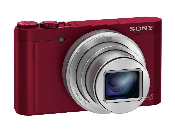 Sony Wx500 Red Left Fototvhu