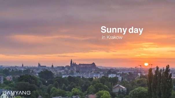 Sunnyday Timelapse Fototvhu