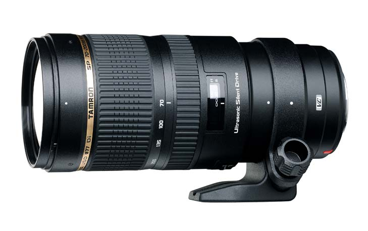 Tamron Sp 70 200mm Vc Usd