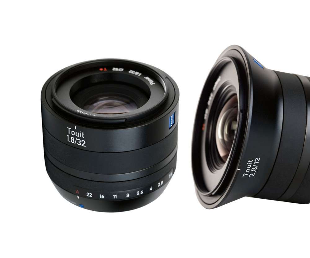 Zeiss Touit 32mm 12mm Fototvhu