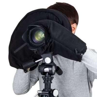 Szövet hangfogó zsák Fotó: Nikon
