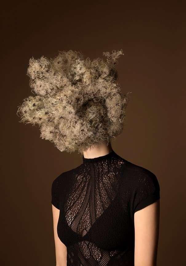 Fotó: Mira Loew: Dark Faceless, 2014