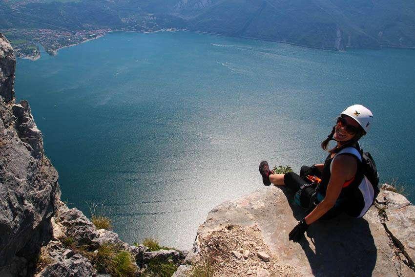 Garda-tavi via ferrata túra – Mediterrán kalandnyaralás