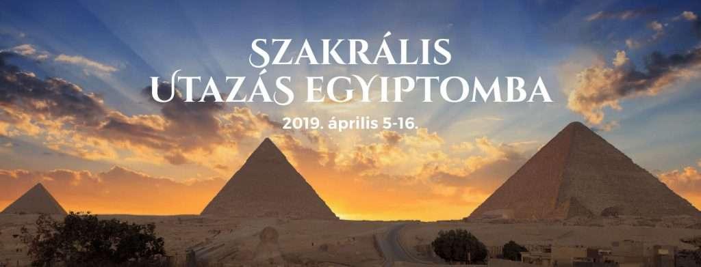 Szakrális Utazás Egyiptomba – Sivatag Harcosa, Orákulum Papnője