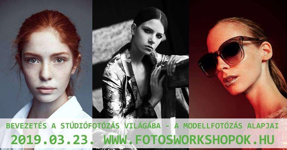 Bevezetés a stúdiófotózás világába – A modell fotózás alapjai