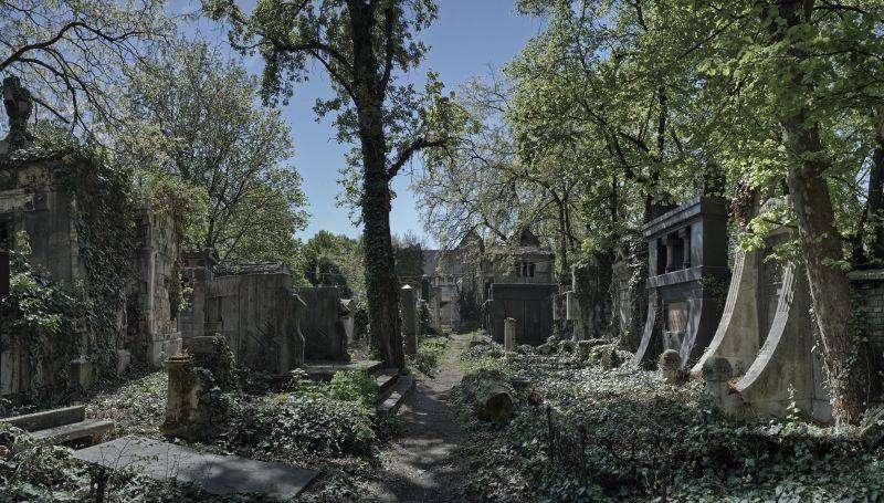 Az élet házai | Halhatatlan zsidó temetők – Klein Rudolf fotói