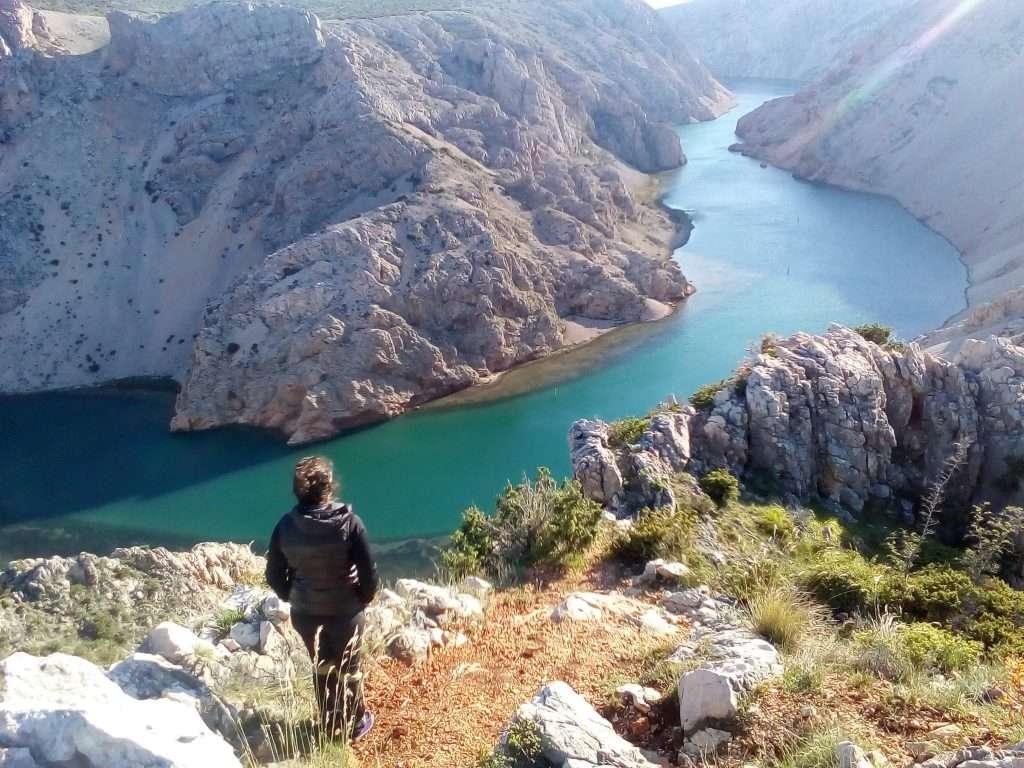 Kanyon túrák szárazon és vízen Paklenica Nemzeti Park