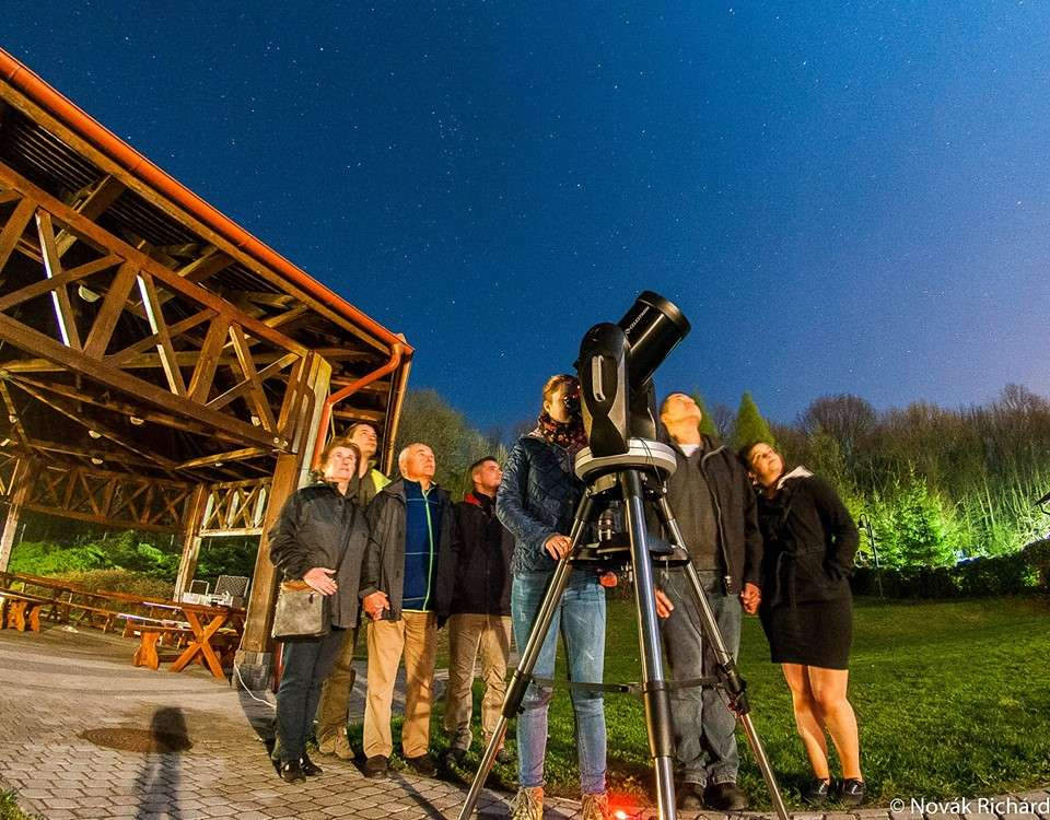 Csillagász est Felsőtárkányban