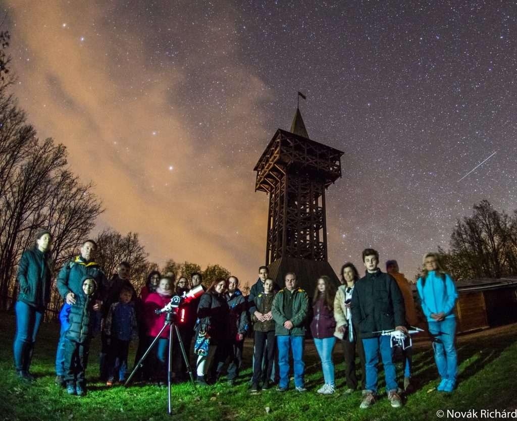 Csillagséták nemzeti parkjainkban – Szilvásvárad