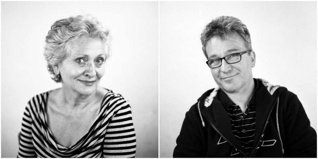 Élőben: Horváth M. Judit-Stalter György vezetése | David Lynch: Small Stories