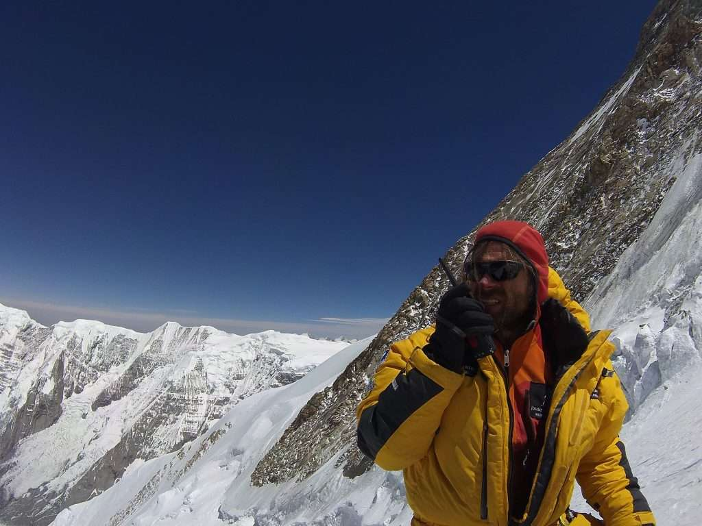 Az Annapurna első magyar megmászása – Klein Dávid előadása