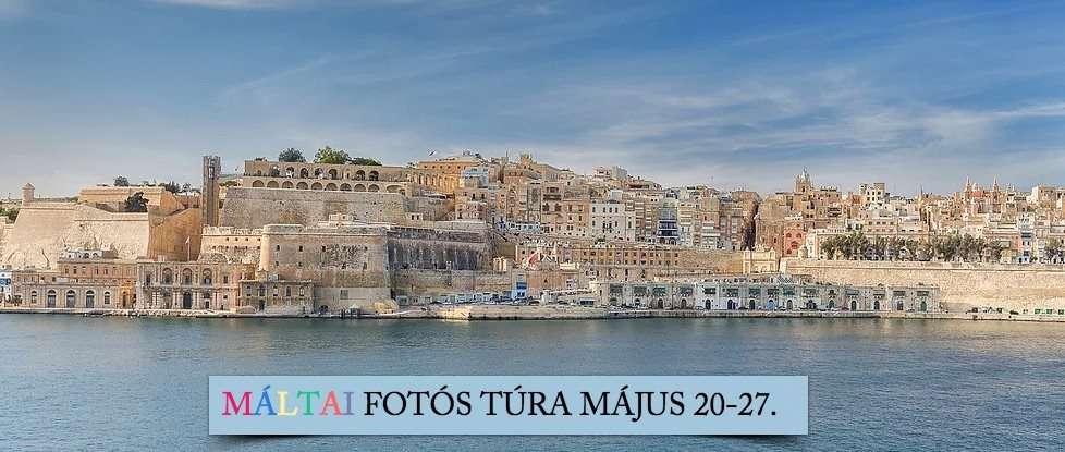 Máltai TÚRA Fotósoknak 2019 Május 20-27