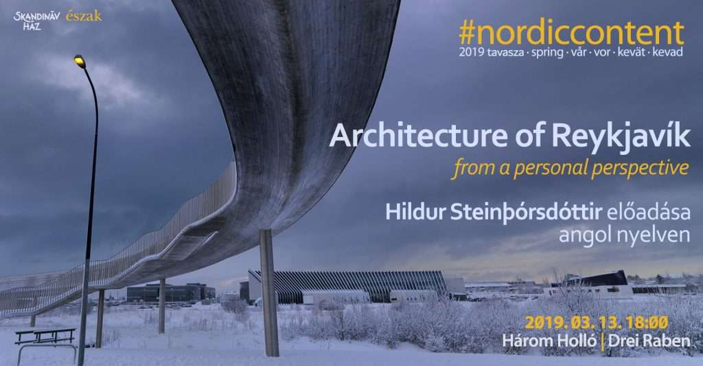 Architecture of Reykjavík #nordiccontent