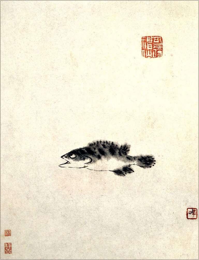 """Az """"üresség"""" a hagyományos kínai festészetben"""